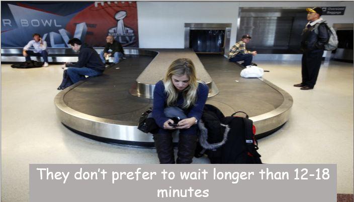 baggage wait
